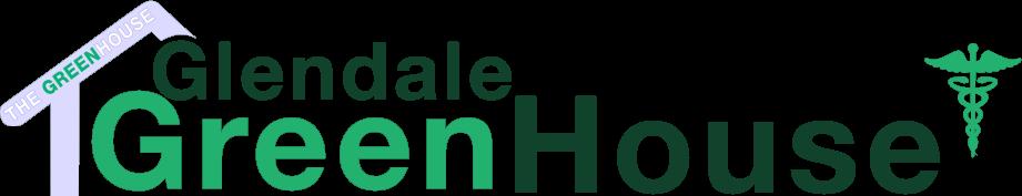 Glendale Greenhouse Logo - Glendale Arizona Medical Marijuana, Edibles, Vapes, & Weed Deals